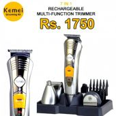 KEMEI 7 IN 1 GROOMING KIT