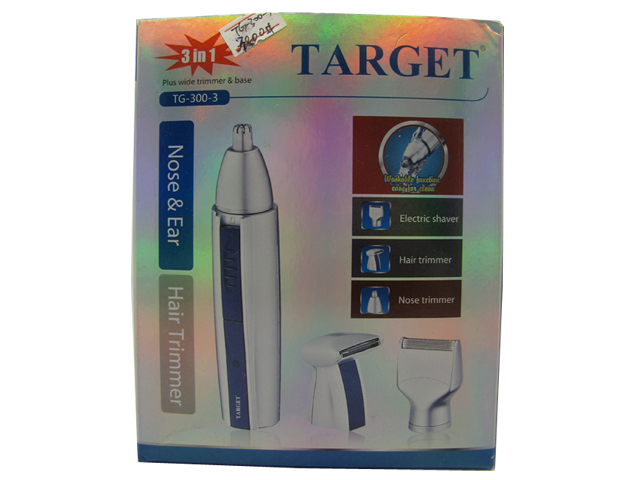 Nose and Ear Trimmer TG-300-3