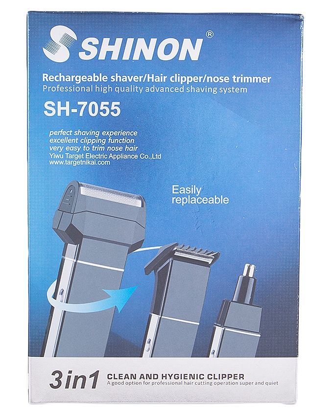 Shinon Rechargeable Shaver SH-7055