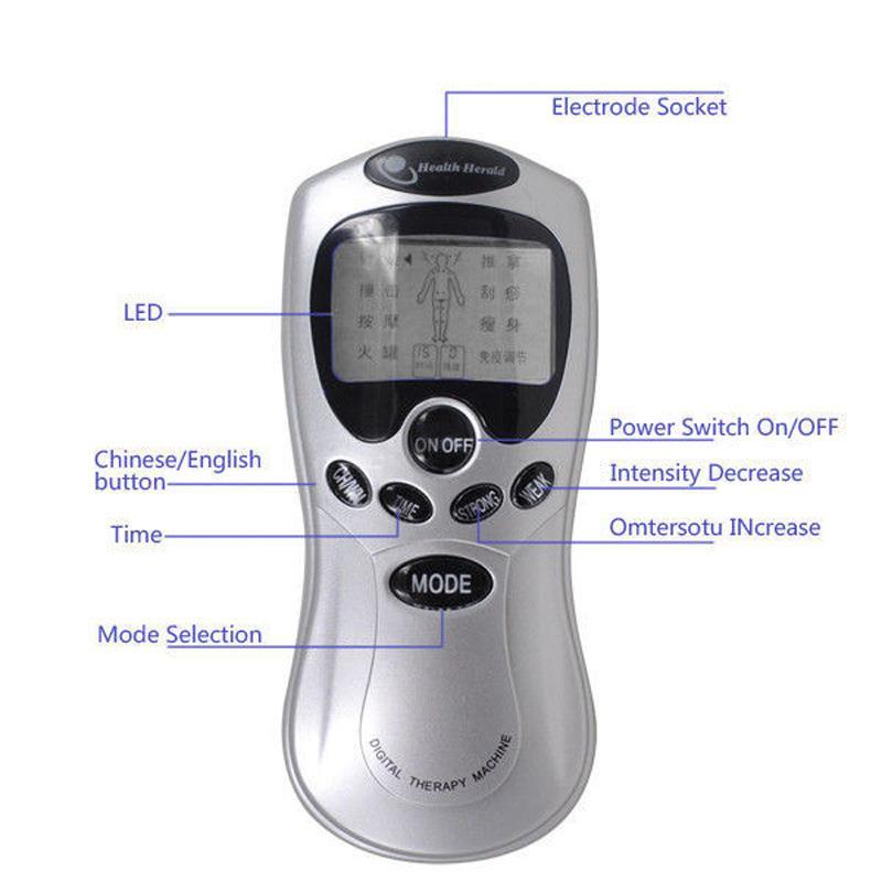 digital therapy machine manual