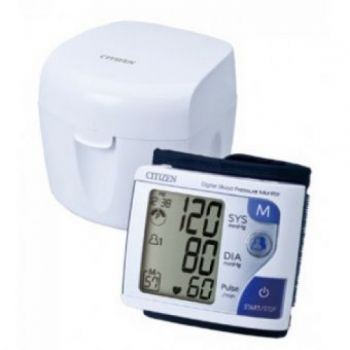 Citizen Digital Blood Pressure Monitor CH-617