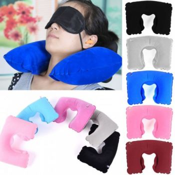 Inflatable Travel Air Pillow