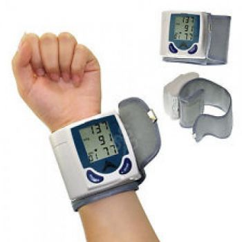 New Digital Blood Pressure Monitor