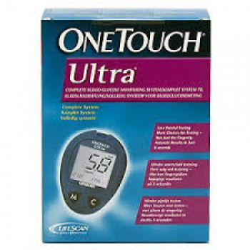 OneTouch Ultra Blood Glucose Monitoring System