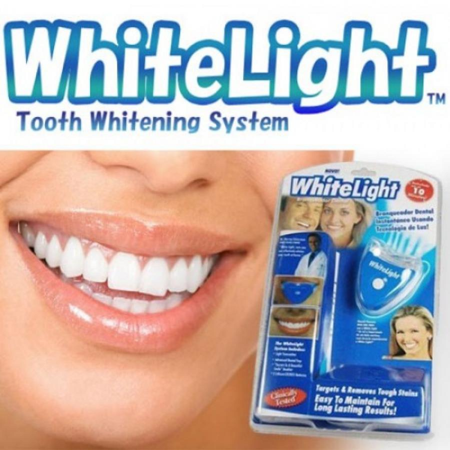 home lifestyle health care white light teeth whitening system. Black Bedroom Furniture Sets. Home Design Ideas