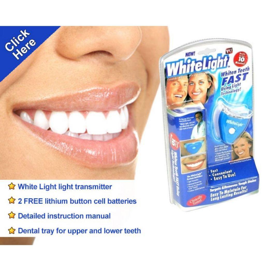 white light teeth whitening system in pakistan hitshop. Black Bedroom Furniture Sets. Home Design Ideas