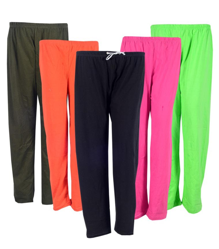 Bundle of 5 Women Casual Trousers