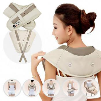 Cervical Massage Shawl Neck - Shoulder and Back