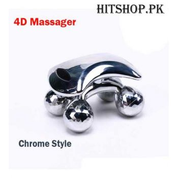 4D Rotating Full Body Massager