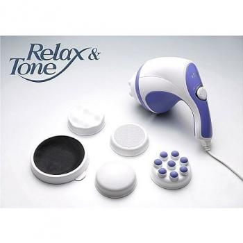 Relax and Spin Tone Body Massager Machine