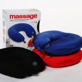Neck Vibrating Massage Pillow
