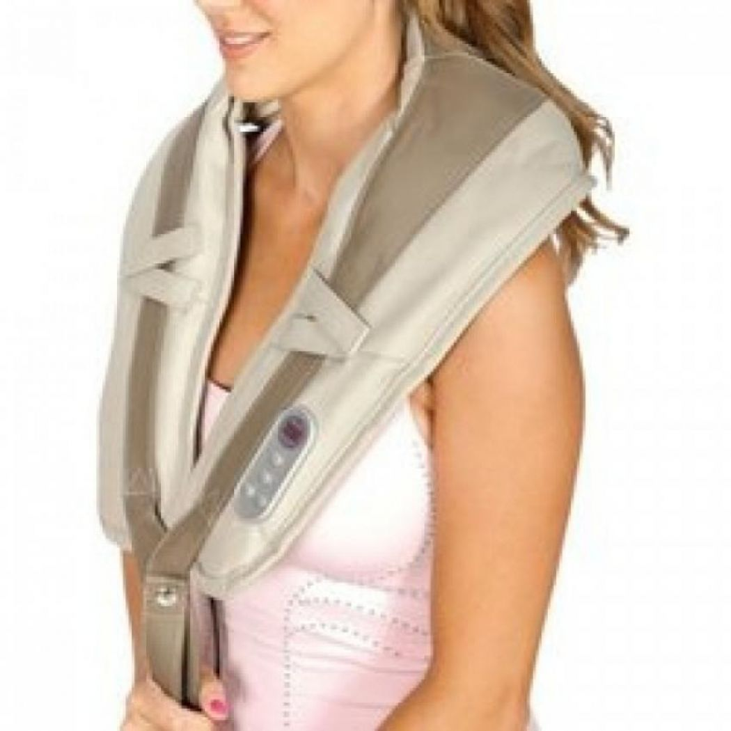 Neck and Shoulder Massager QS-151