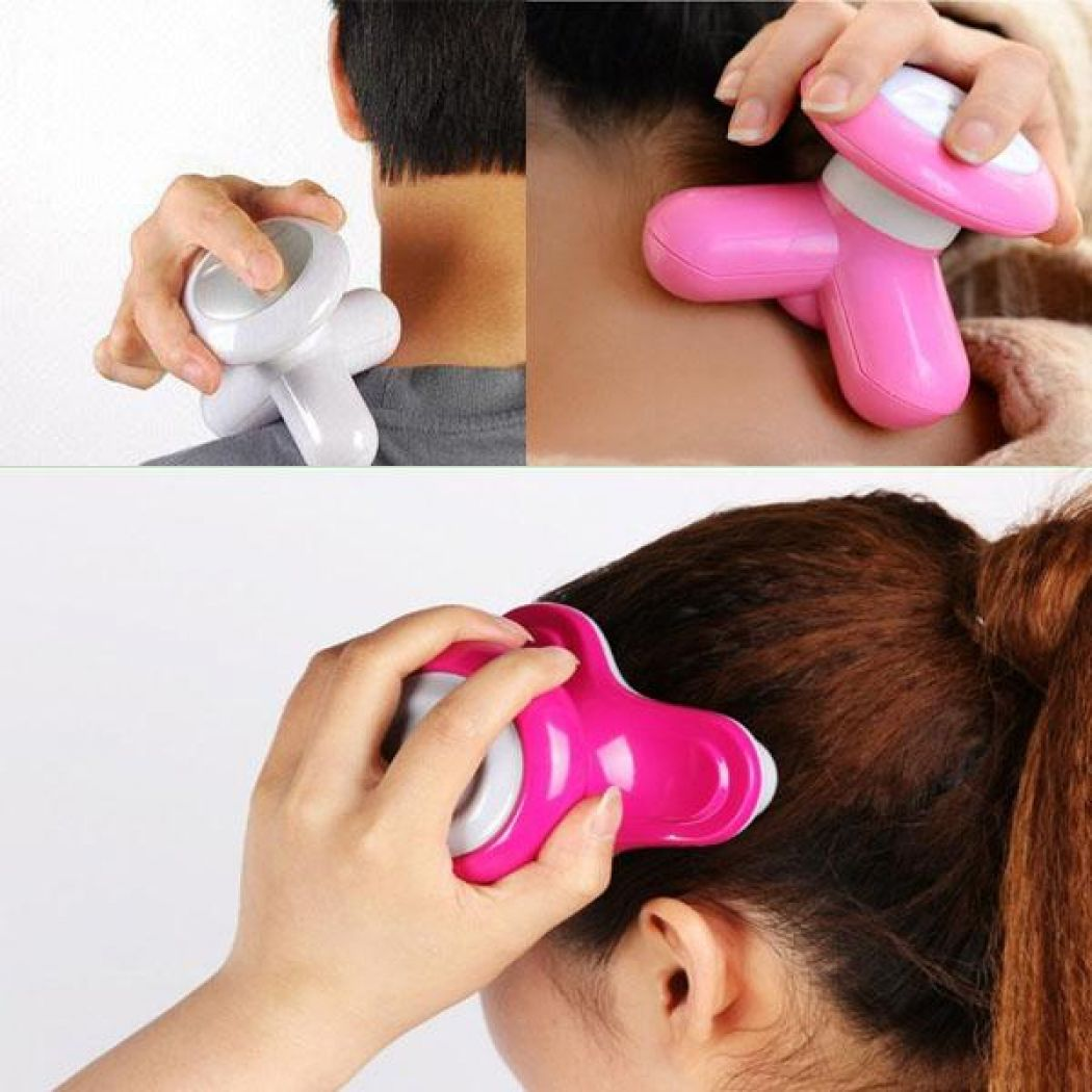Pack Of 3 World famous MIMO Mini Vibrating Electric Massager