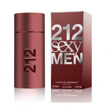 212 Sexy Men Brown Perfume  Dubai Made