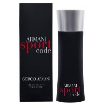 Armani Sports Code By Giorgio Armani