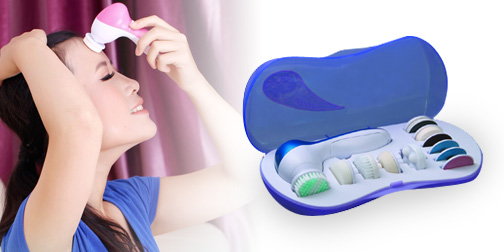 11 in 1 Multifunction Face Massager