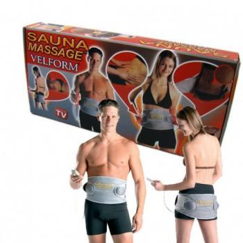 Sauna Massage Velform Slimming Belt