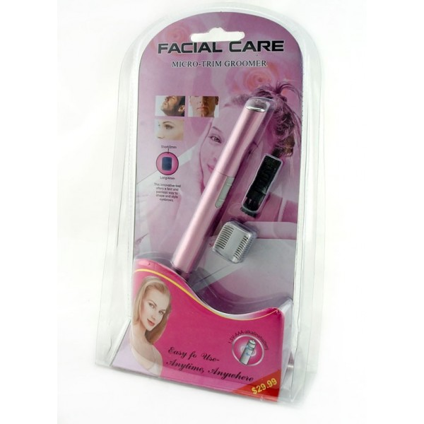 Cosmetic Facial Care Micro Trimmer in Pakistan
