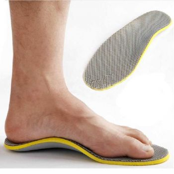 Flatfoot Orthotic Arch Support Joggers Insoles