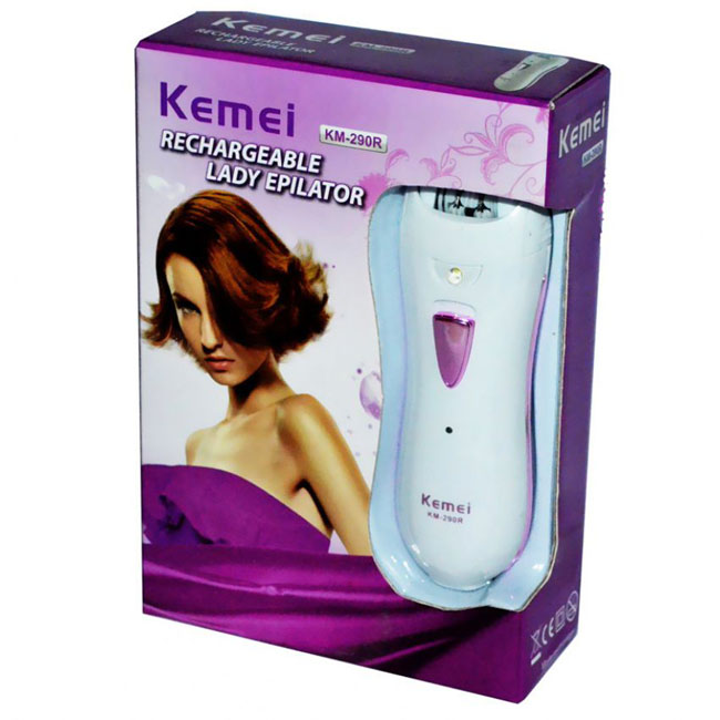 Kemei Hair Removing Epilator For Her