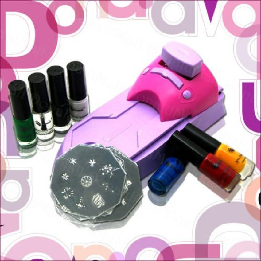 Nail art printing machine best nails art ideas prinsesfo Choice Image