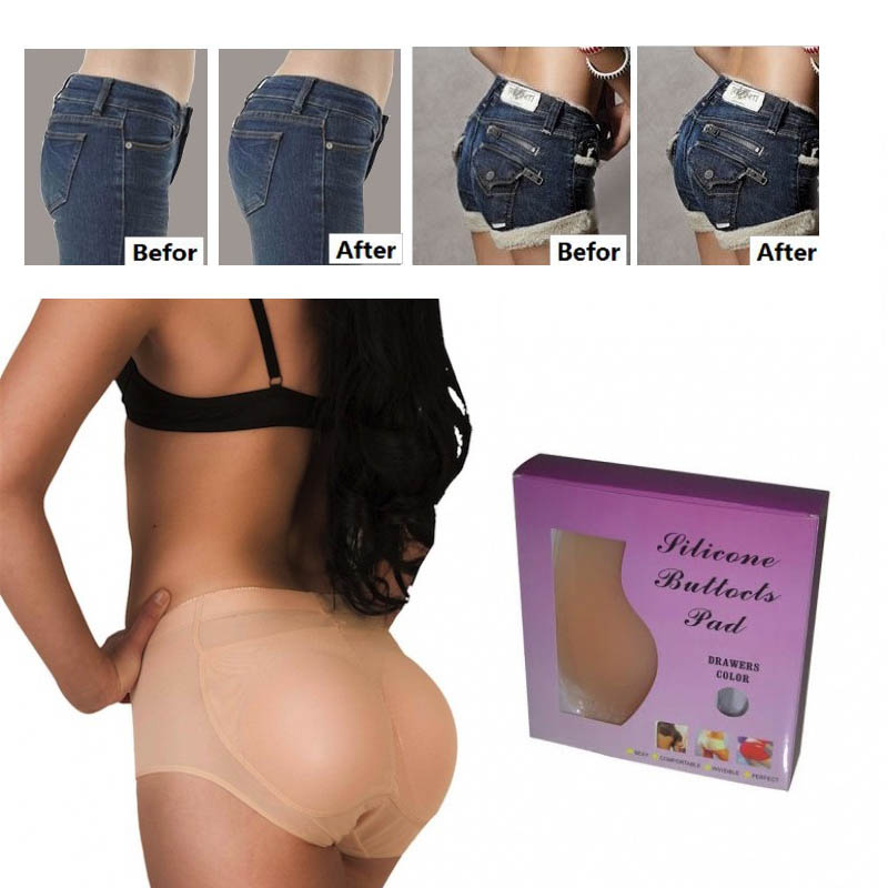 Woman Fake Booty Pads Hips Enhancer