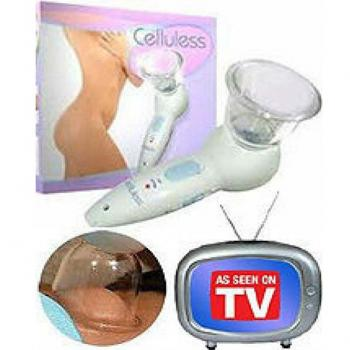 Celluless Vacuum Therapry Machine