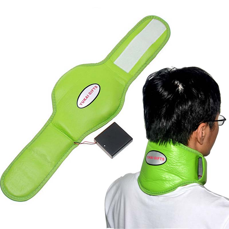 Yukai Gifts Neck Massager Strong Massage Belt