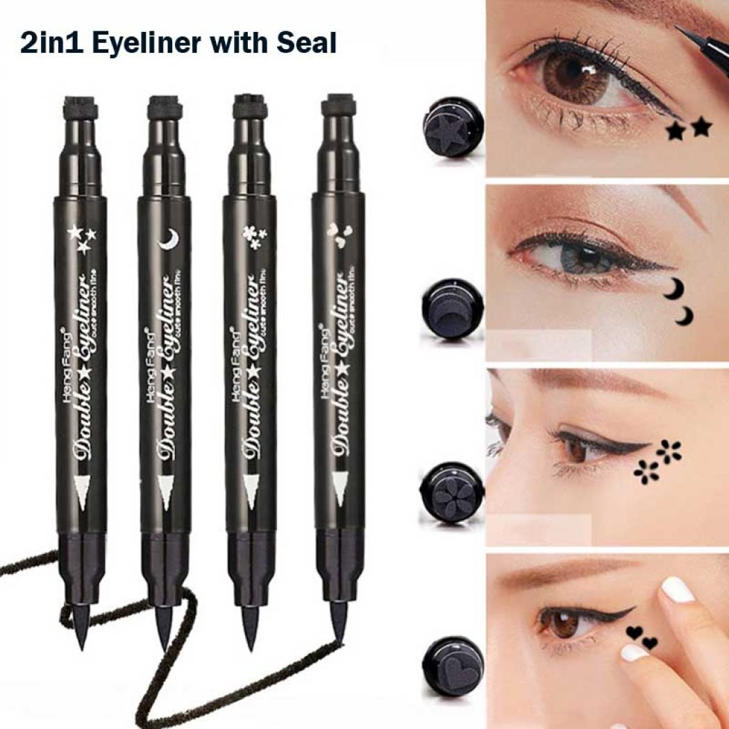 Huda Beauty 2in1 Eyeliner With Seal