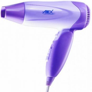 Anex AG 7011 Deluxe Hair Dryer Purple