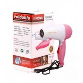Nova Foldable Hair Dryer N-658