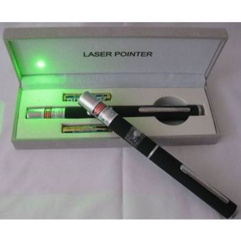 Green Laser 5mw with box powerful and True Green L