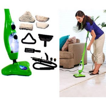 H2O Mop X5 5-in-1 Variable Steam Cl