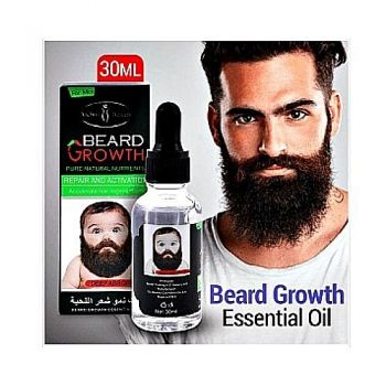 Natural Hair Growing Herbal Beard Oil 40Ml