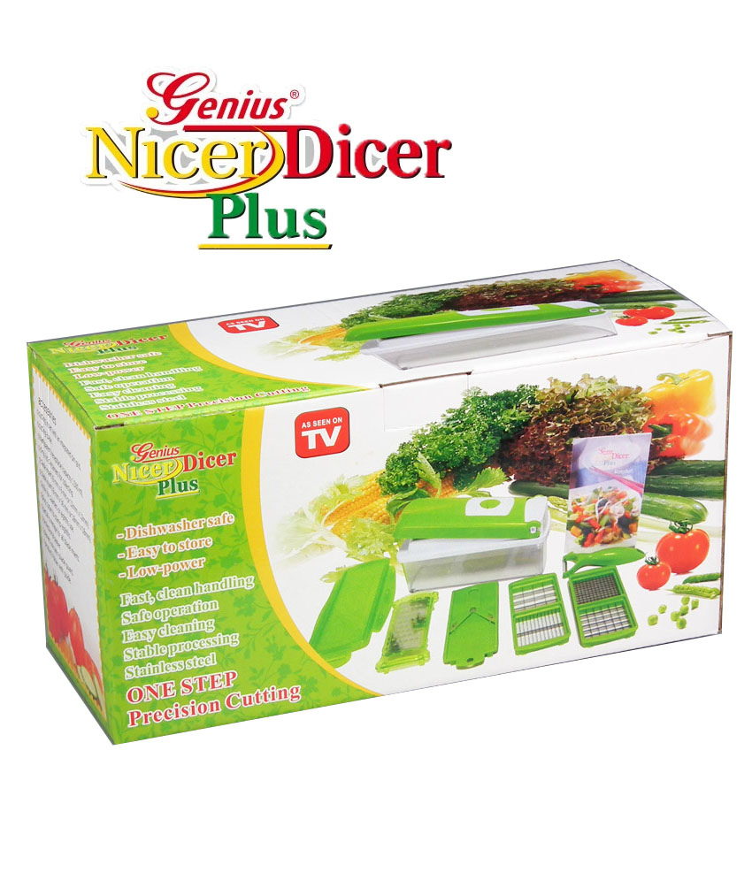 Genius Nicer Dicer Plus Price In Pakistan Hitshop