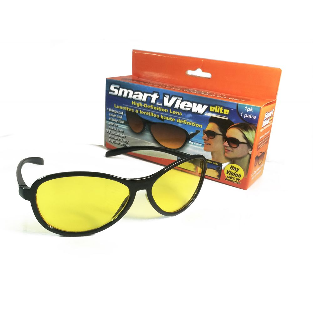 New Smart View elite glasses
