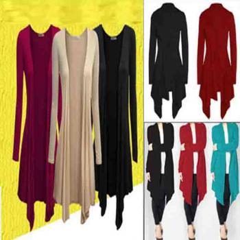 Bundle Of 3 Women Long Cardigans