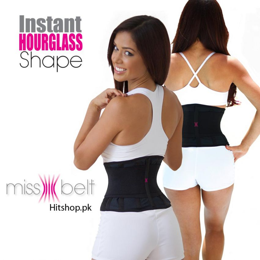 5a63bc41b8c Miss Belt Instant Hourglass Body Shaper in Pakistan