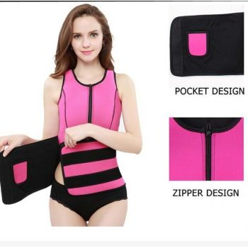 Women Hot Sweat Body Vest Shaper