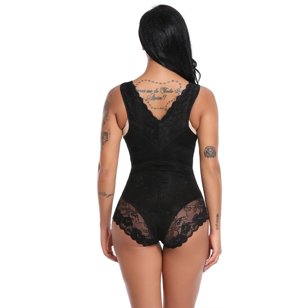 Hot Firm Women Body Shaper Seamless Bodysuits Shapewear