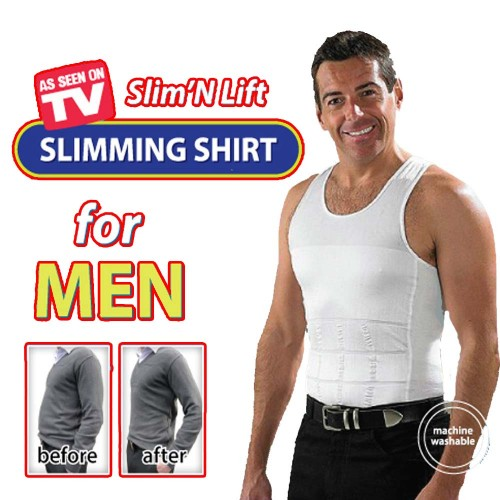 Slim N Lift For Men Slimming Shirt
