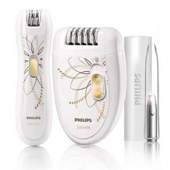 Philips Epilation Set HP6540