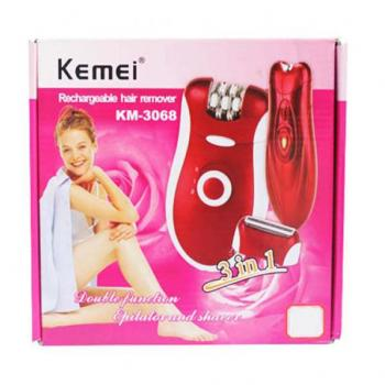Kemei Hair Remover Kit