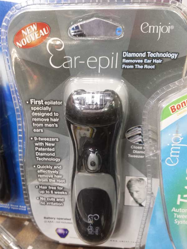 Emjoi Ear Epilator