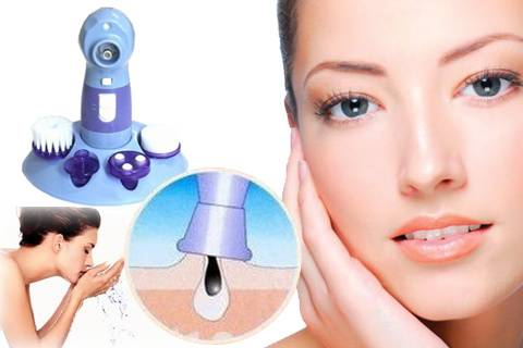 Facial Cleaner - Power Perfect Pore