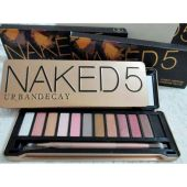 Naked 5 Eye shadow palette