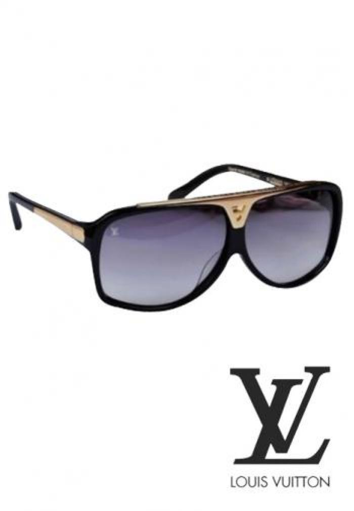 744dae978b9f LOUIS VUITTON EVIDENCE BLACK SUNGLASSES (BOX   POUCH) in Pakistan ...