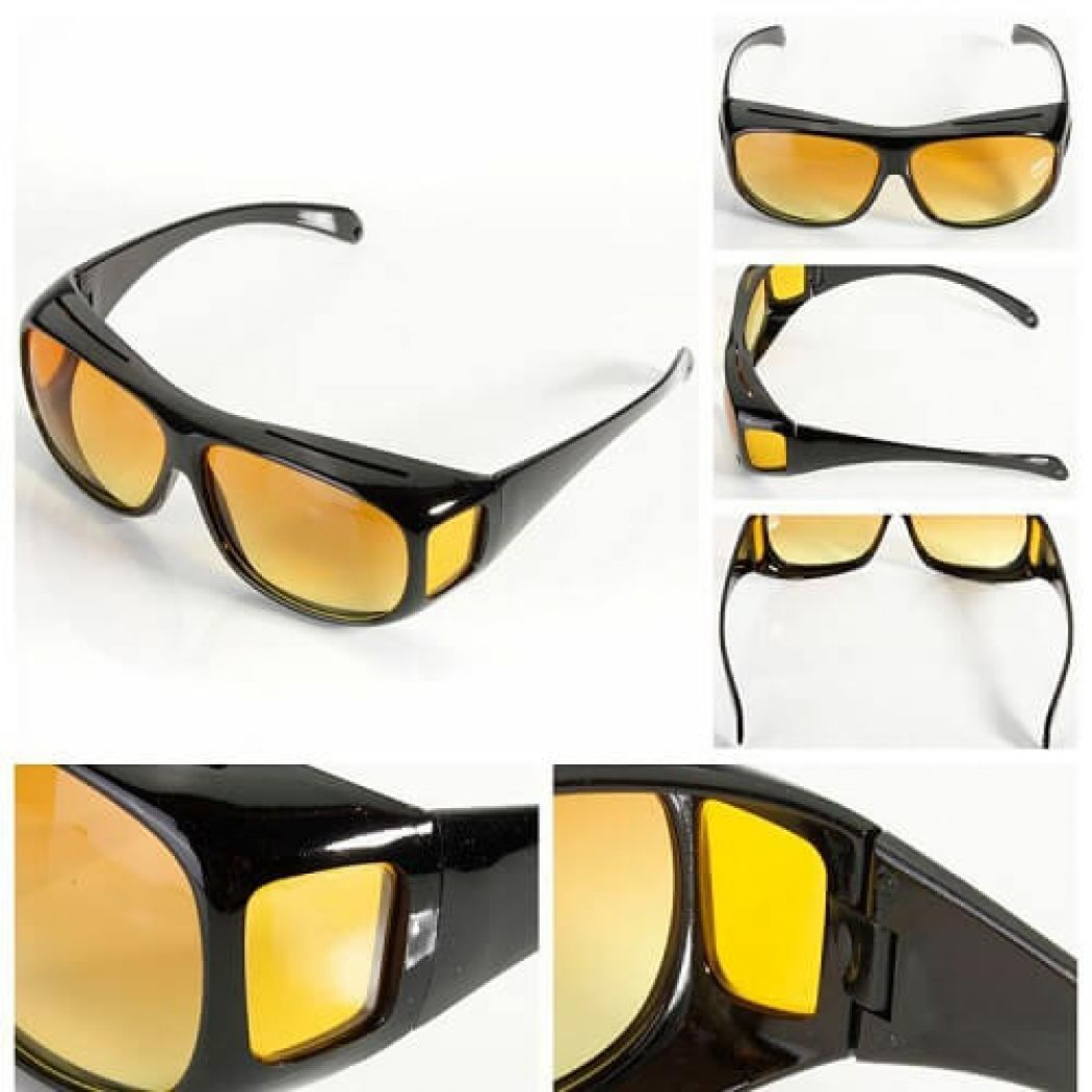 HD New Night Vision Glasses For Men And Women