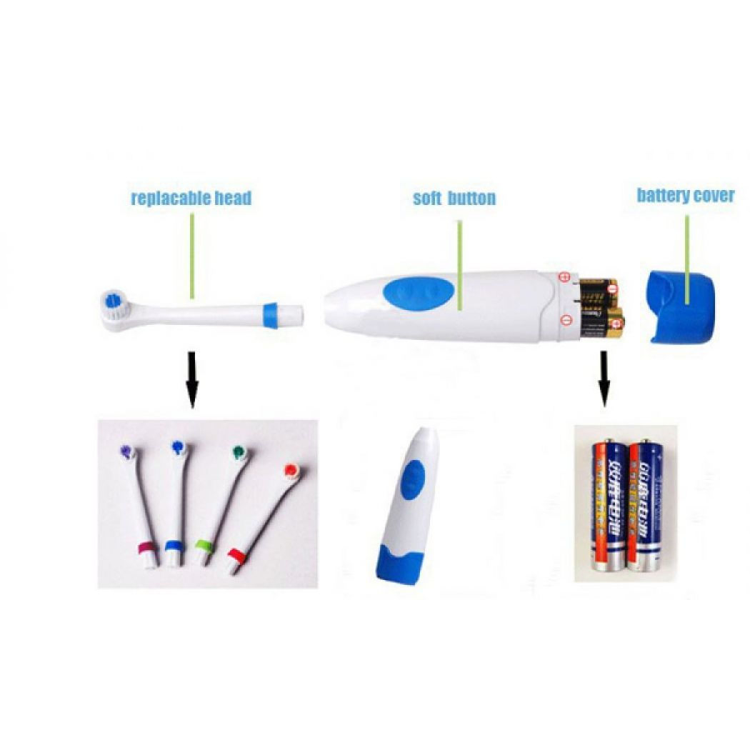 Battery Operated Tooth Brush