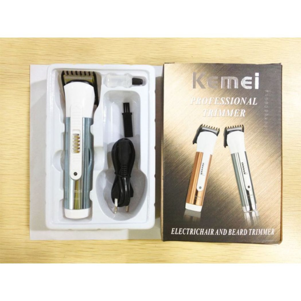 KEMEI 029 Rechargable Hair and Beard Trimmer